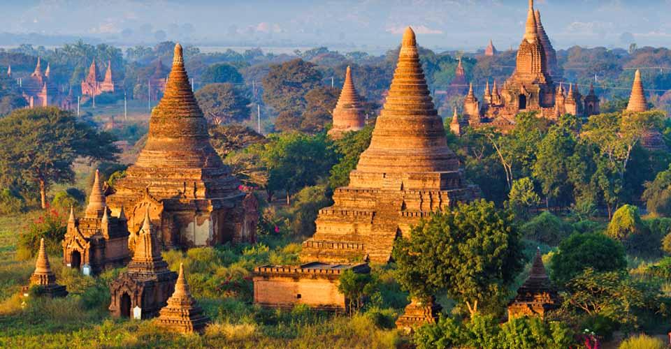 Tours in Myanmar