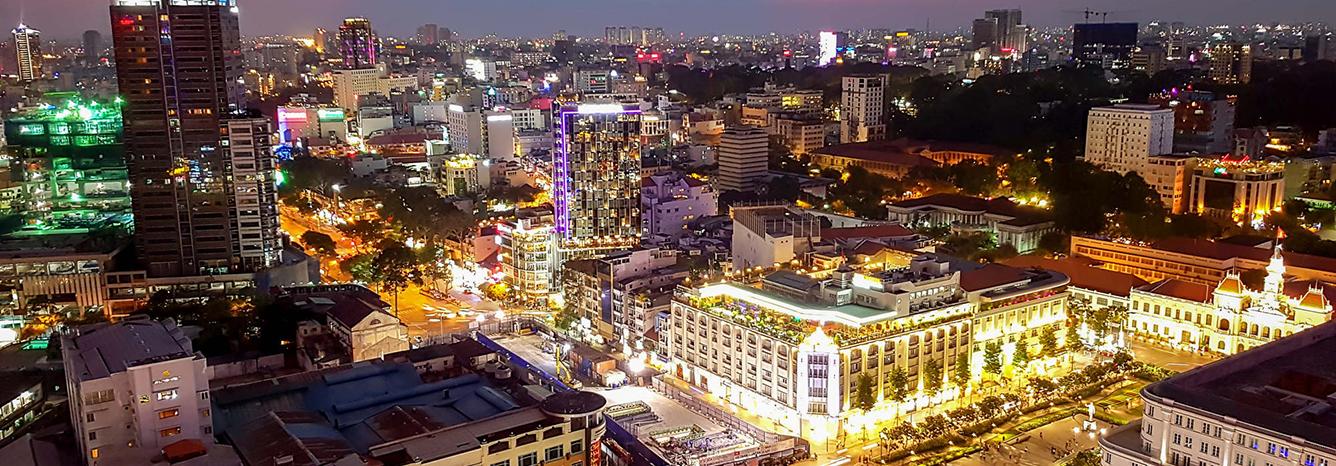 Saigon - Vietnam1