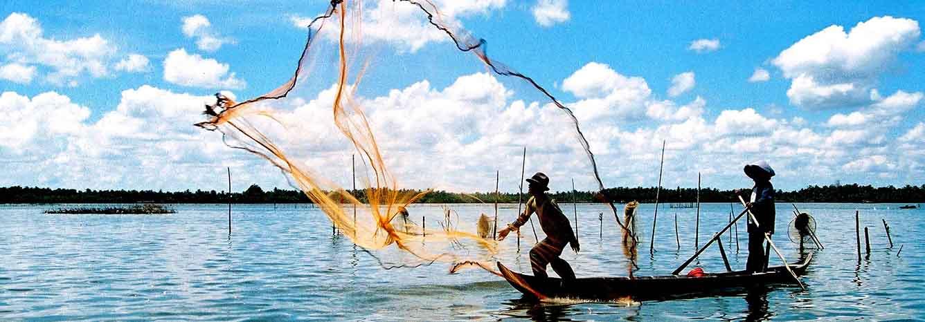 Vietnam Lagoon
