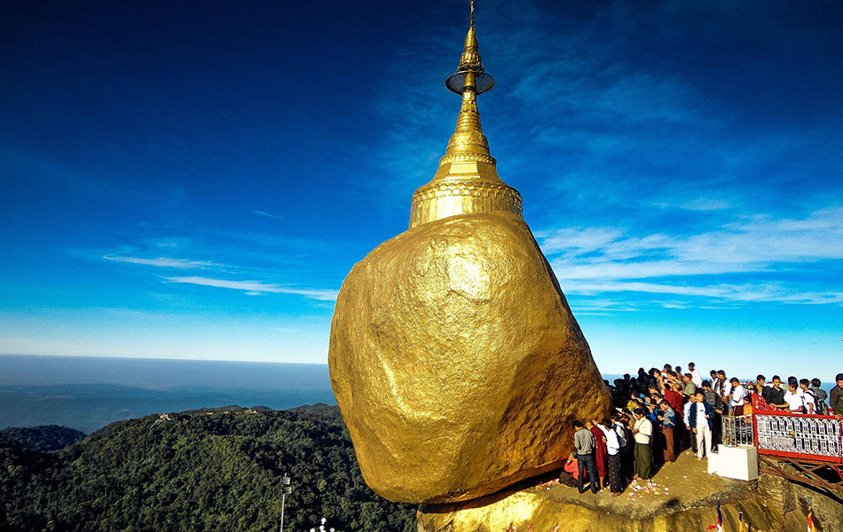 Discover highlights Myanmar 15 days