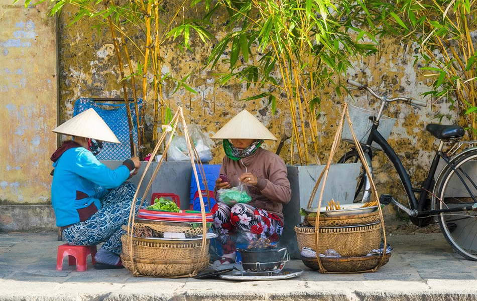 From the South via Central to the North Vietnam highlights 14 days