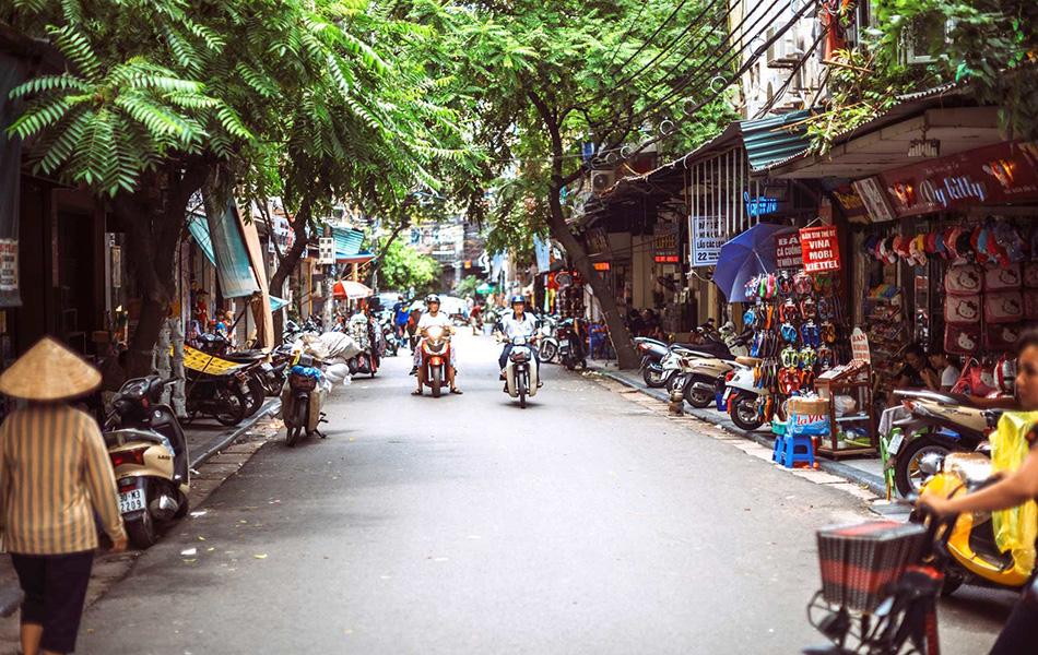 Happy Family Tour in Hanoi to Ho Chi Minh City Vietnam 12 days