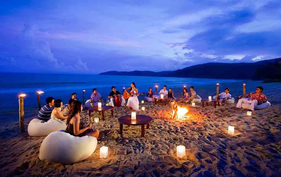 Luxury Beach Honeymoon package 21 days