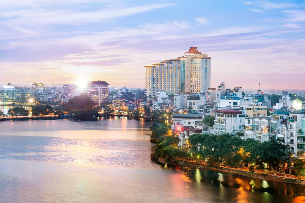 Pan Pacific Hanoi Hotel