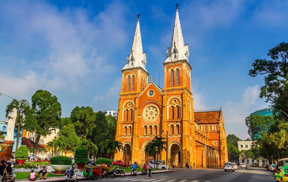 The most interesting destinations across Vietnam 12 days