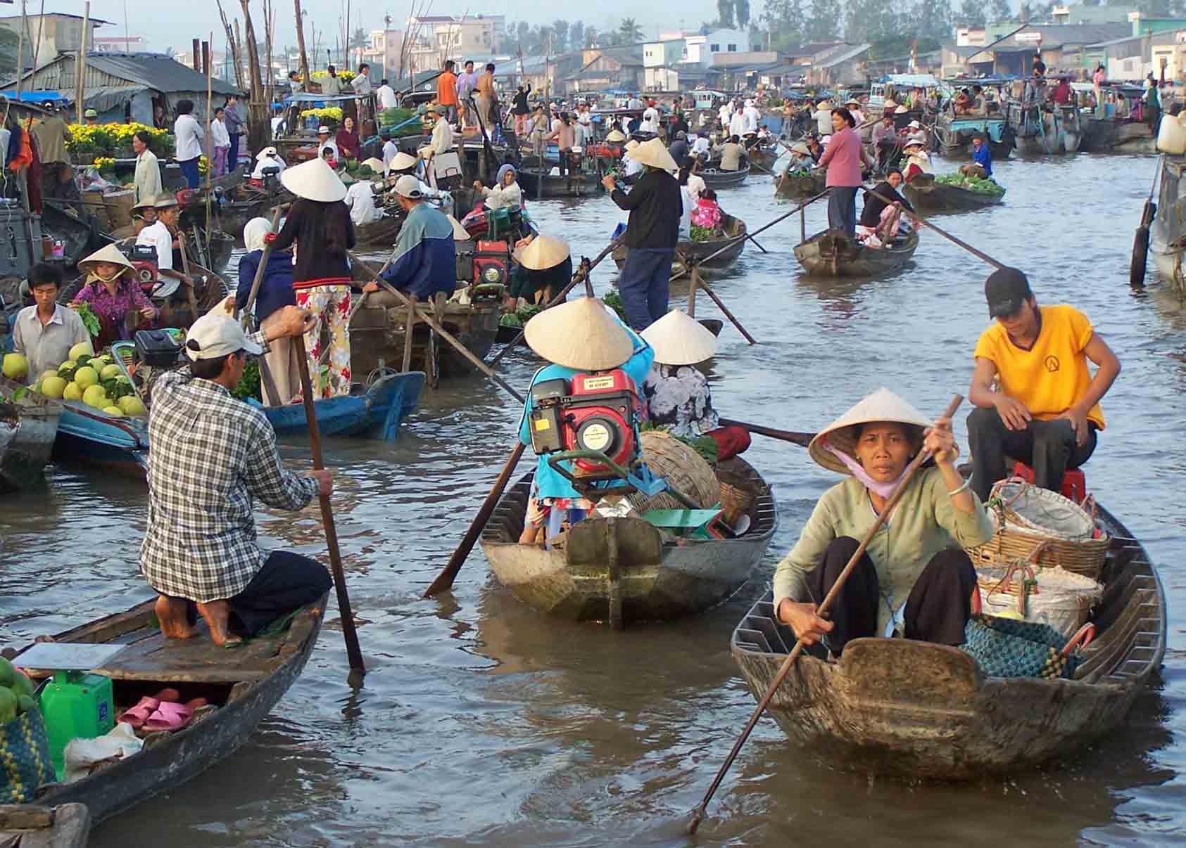 Vietnam and Cambodia World Heritage Sites 13 days