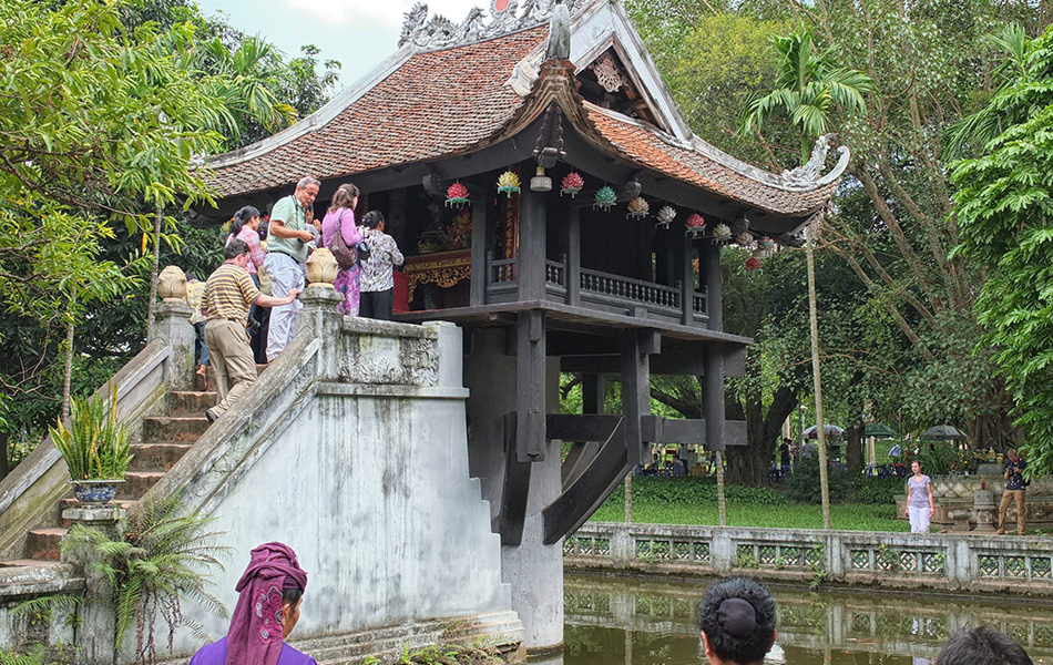 Vietnam Classic Tour Depart from Hanoi to Ho Chi Minh 8 days