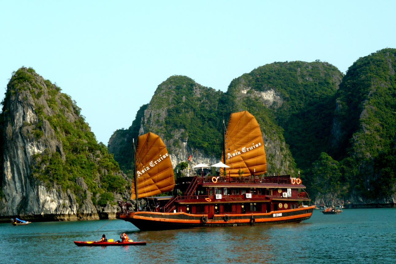World Heritages in Vietnam - Ha Long Bay