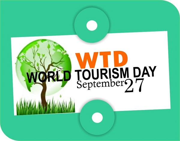 Happy the World Tourism Day - 27 September 2017